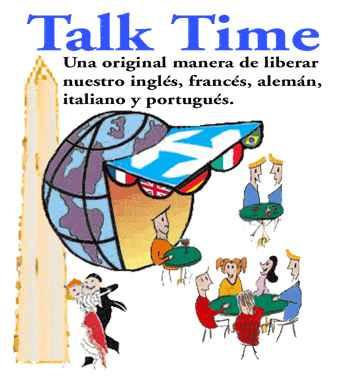 IDEAS MUY ORIGINALES -TALK TIME-