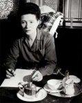 Simone de Beauvoir: filósofa existencialista