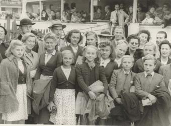 Huérfanos de la barbarie nazi