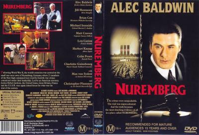 PELÍCULA NUREMBERG -DEL AÑO 2000-