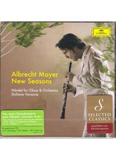 Albrecht Mayer- Oboe, Händel, HWV 67