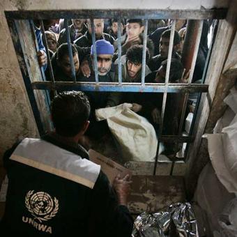 RADIOGRAFIA DE LA TRAGEDIA EN GAZA