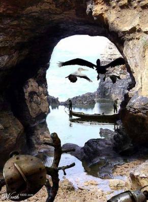 POST: Pareidolia, o ver rostros en objetos