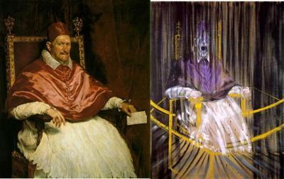 La siniestra obra de Bacon llega al museo del Prado