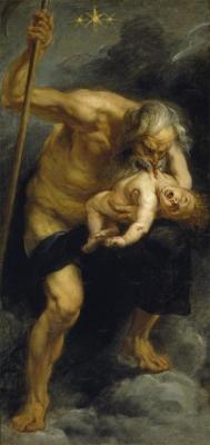 CURIOSIDAD: La triple estrella de 'Saturno devorando a sus hijos'
