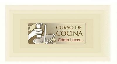 CURSO DE COCINA -ON LINE- GRATIS