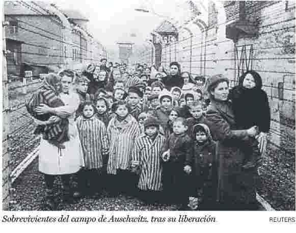LITERATURA DEL HOLOCAUSTO