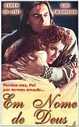 Capa do filme Em Nome de Deus - título original Stealing Heaven , do diretor Cllive Donner
